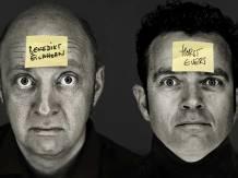 Evers & Eichhorn mit Band: Bezirkslieder
