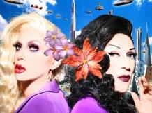 Joey Arias & Sherry Vine: CHERCHEZ LA FEMME - LOOKING BACK TO THE FUTURE