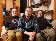 C. Heiland, Simon Eickhoff & Andi Rüttger: CD Release Konzert
