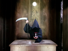 Der Tod: Geisterstunde